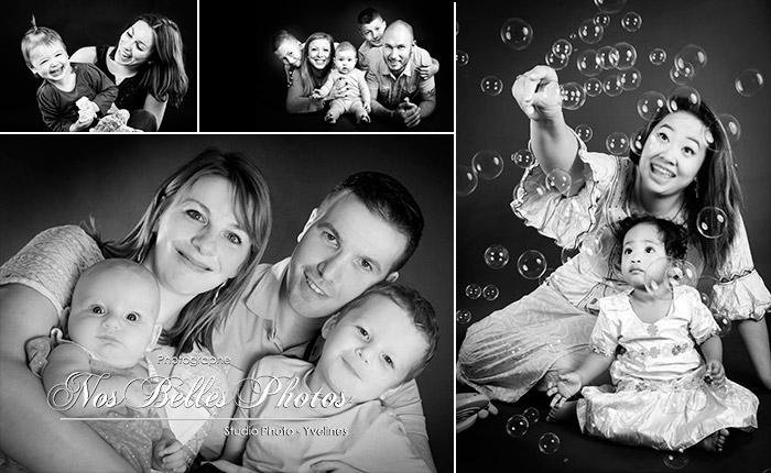 Photographe famille Poissy Yvelines, vous propose d'une idée cadeau, un coffret cadeau shooting photo de famille, photo book famille